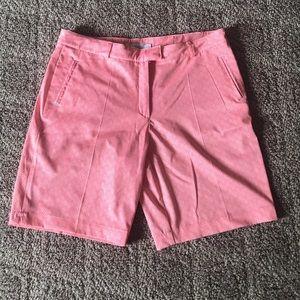 Lady Hagen golf Bermuda shorts